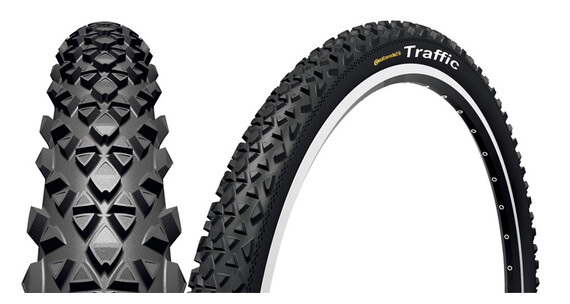 CONTINENTAL Traffic - Pneu VTT 1,90""